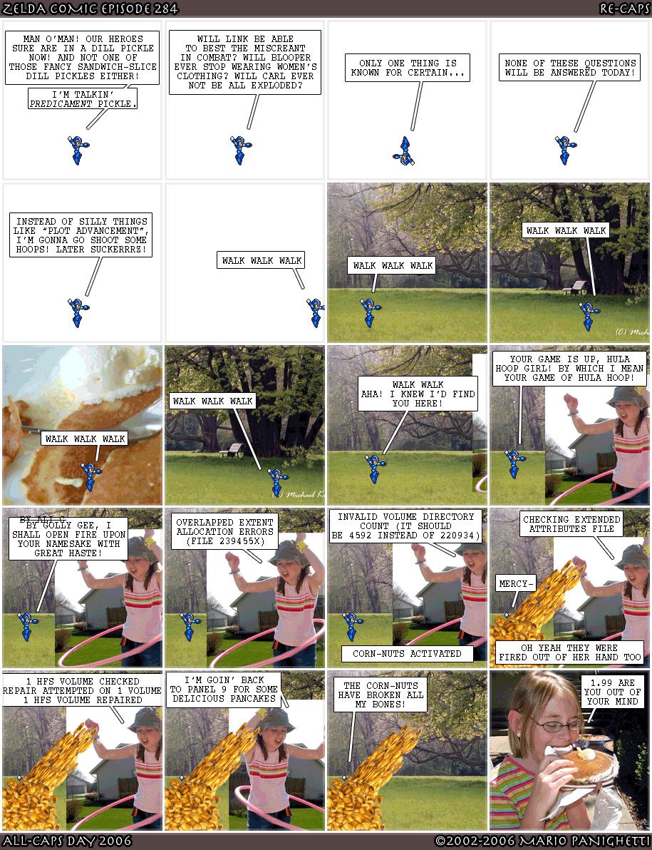 EPISODE 284: RE-CAPS